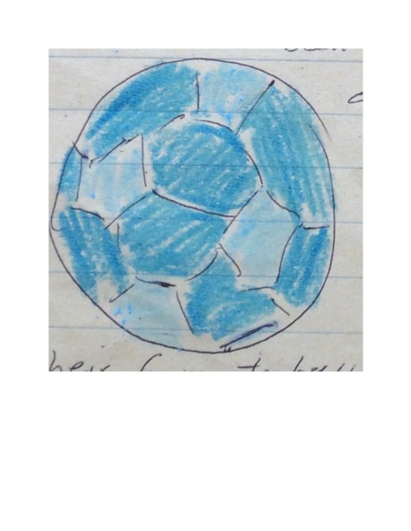 The Ball drawing